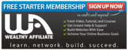 Wealthy Affiliates Free Membership Preview