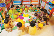 Enhance the Socialization of Your kid through preschool Franchise in Bangalore