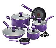 Cool Purple Cookware Pots and Pans for the Kitchen - Best Selection of Sale and Discount Items