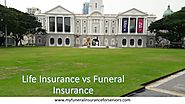 Life Insurance vs Funeral Insurance: Which Insurance do You Need? | Funeral Insurance for seniors