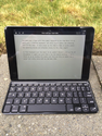 Hands-on with the Logitech Ultrathin Keyboard cover for iPad Mini with Retina display