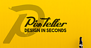 Design in Seconds with PixTeller
