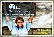 Non-Occupying Co-Borrower Option: FHA and Freddie Mac Edition
