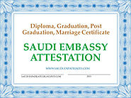 HOW TO GET SAUDI EMBASSY ATTESTATION FOR CERTIFICATES