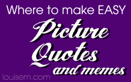 Top 10 EASY Ways to Make Picture Quotes for Facebook & More!