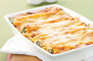 Refresh Your Breakfast With Baked Cannelloni