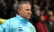 Neil Adams resigns as Norwich City manager