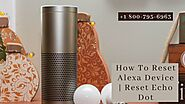How to Reset Alexa Device -Get Instant Help Now 1-8007956963 Alexa Helpline Number
