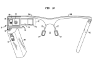 New Google Glass Patent Is The Most Comprehensive Yet For Google's Face-Based Wearable Computer | TechCrunch