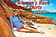 Women's Rash Guard Shirts