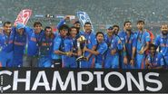 Indian Team Squad for Cricket World Cup 2015