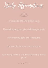 Beautiful Positive Affirmations for Every Day