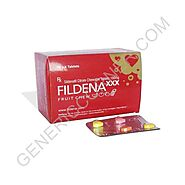 Buy FildenaXXX 100mg Sildenafil: It's Side Effects, Dosage - Fast delivery