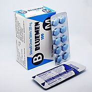 Bluemen 100Mg (Sildenafil Citrate) - Generic Corner is a best place to buy generic medicine at cheap price