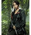 The Hunger Games Arena - Stylish Black Katniss Everdeen Jacket