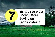 Everything you wanted to know about land contracts and seller financing