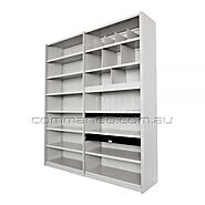 Shelving Systems | Commando Storage Systems