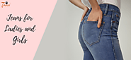 Best Jeans for Ladies and Girls in India