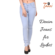 Denim Jeans for Girls Get Low Price India
