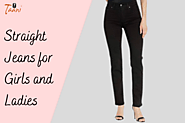 Get Straight Jeans for Girls At Cheap Price