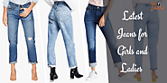 Buy All the Latest Jeans for Girls and Ladies