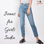 Get Jeans for Girls in India at Best Price