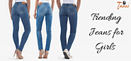 Best Trending Jeans for Girls in India