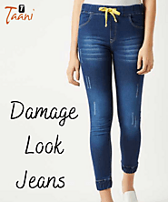 Best Damage Look Jeans in India at Cheap Price