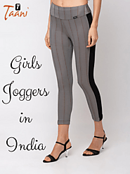 Best Joggers for Girls in India Cheap Cost