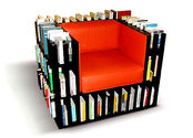 Chair for Book Lovers