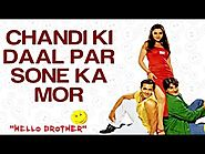Chandi Ki Daal Par | Hello Brother | Salman Khan & Rani Mukherjee |