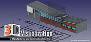 Use of 3D Visualization Technique in Manufacturing & Construction Industries