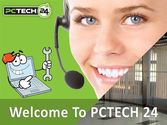 PCTECH24 - Reliable Source for Dedicated Tech Support Services