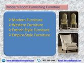 Custom Western Furniture Online Store