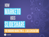 How Marketo Uses SlideShare for Inbound Marketing and Lead Generation