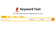 Keyword Tool: 750 Google Keyword Suggestions for Free. Use 192 Google Domains & 83 Languages
