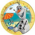 Boys Licensed Partyware : Disney Frozen Olaf - at PartyWorld Costume Shop