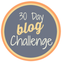 30 Day Blog Challenge Facebook Group: