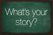 """What's Your Story"" Is Up and Running Again! - A Blog Challenge With a Human Touch"
