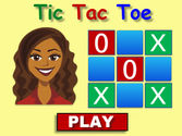 Tic Tac Toe - Odd and Even numbers