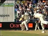 BRETT LEE DESTROYS ALEX TUDOR'S FACE 2002 3rd test WACA
