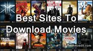 Top 6 Best Free Movie Download Sites {2015}