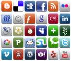 Top 350+ High PR Social Bookmarking sites List 2015