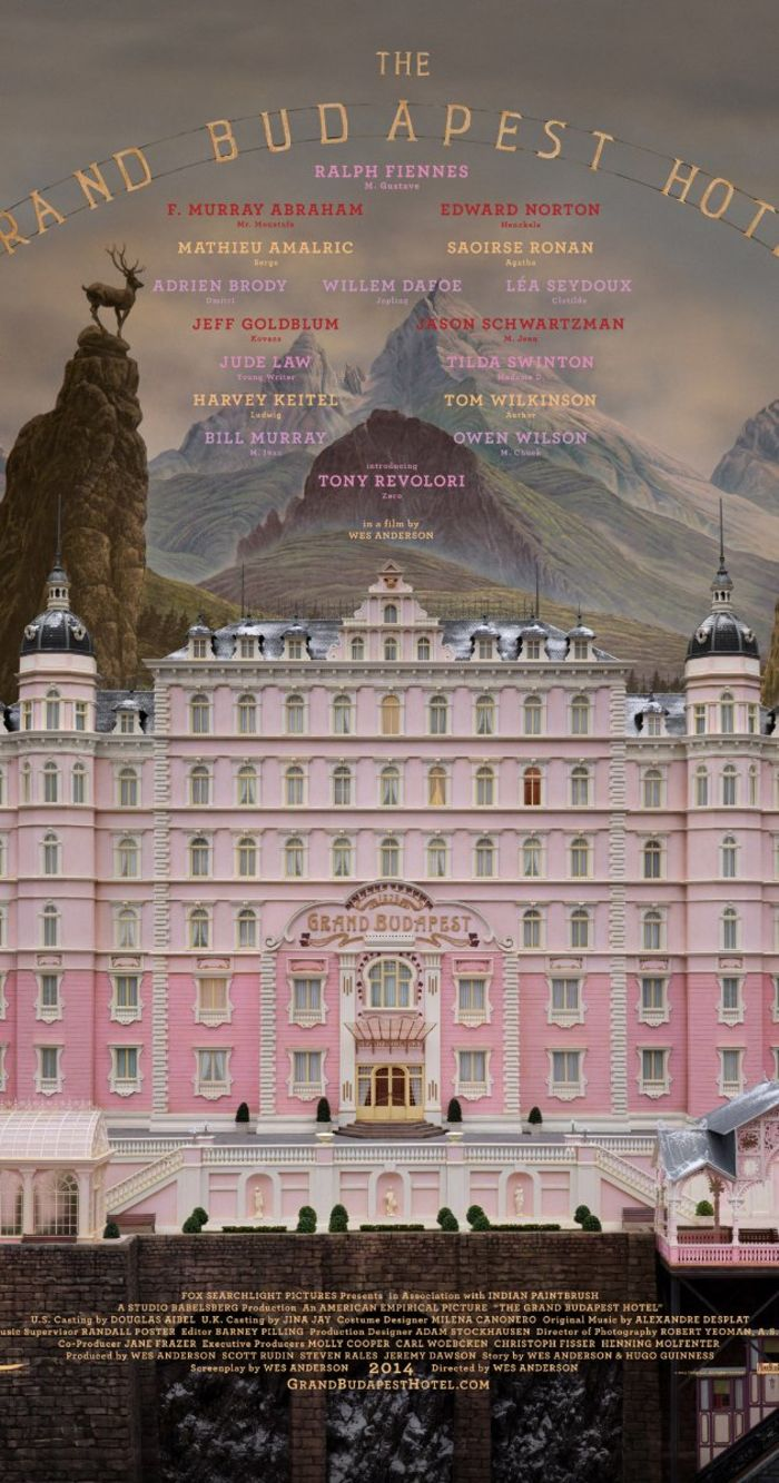 2015 Oscar Nominees for Best Picture | A Listly List