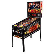 Website at https://pinballmachinecenter.com/product/ac-dc-pro-pinball-machine-by-stern/