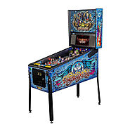 Aerosmith Pro Pinball Machine - Pinball Machine Center