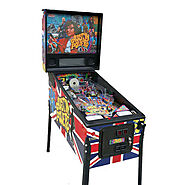 Austin Powers Pinball Machine - Pinball Machine Center