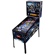 Batman Dark Knight Pinball Machine by Stern - Pinball Machine Center