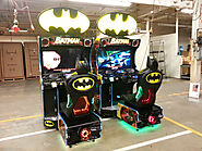 Batman Driving Arcade Game - Pinball Machine Center