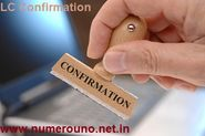 LC Confirmation function by Numerouno